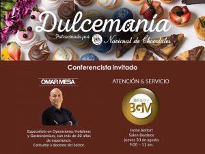 Dulcemania «Primera temporada»            y Omar Mesa by BGM
